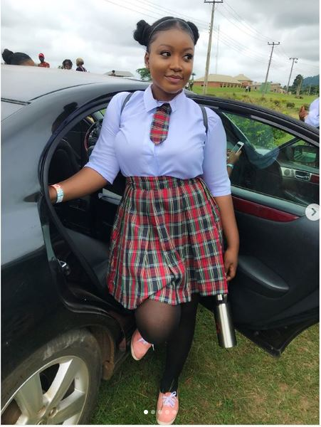 Annaa1 - Checkout Alluring Photos from Graduating Students of UNIOSUN That is Breaking The Internet