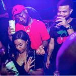 Singer ,Davido Parties With New Squeeze,Chioma