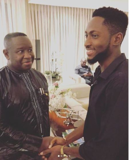 Miracle Hangout With The President 'Chitchat' (Photos)