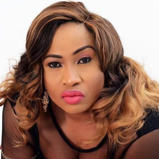 So  Sad we lost her: Nollywood Actress, Aisha Abimbola a.k.a Omoge Campus Is Gone..