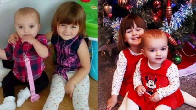 Rugby woman who murdered her two daughters is jailed for life
