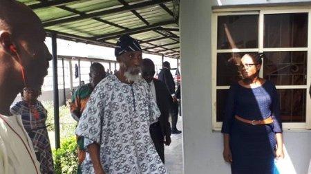 Captain Dada Labinjo arraigned