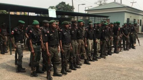 File photo: Nigeria Police Force