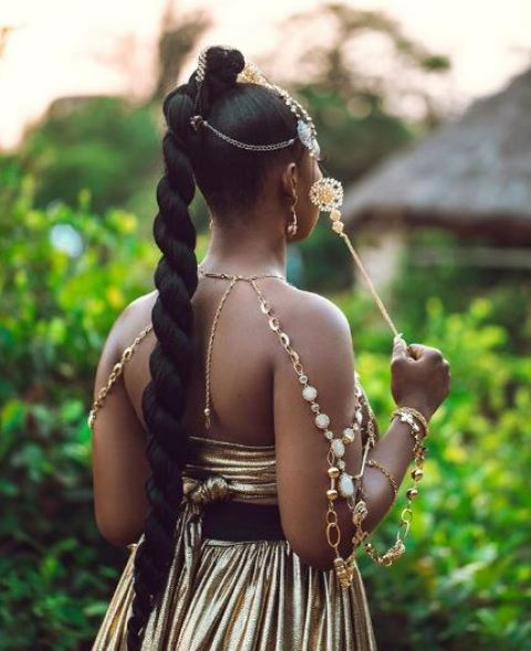 Anita Natacha Akide aka Tacha