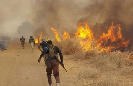 100 Boko Haram Killed In Fight With Nigerian Troops 1