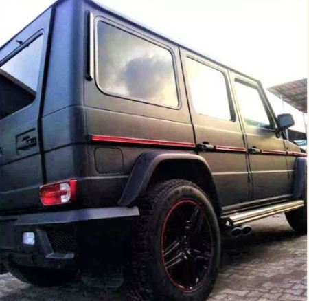 Actress, Daniella Okeke's Car Collection Will Leave You In Shock (Photos) 10