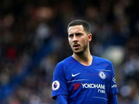 Hazard Agrees Personal Terms With New Club 2