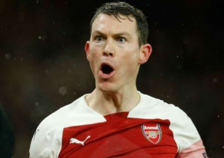 It Will Be Difficult To Stay - Lichtsteiner Set To Leave Arsenal In Summer 2