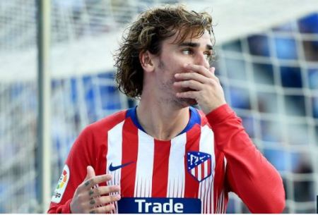 Man City Hoping To Beat Barca To Griezmann 1
