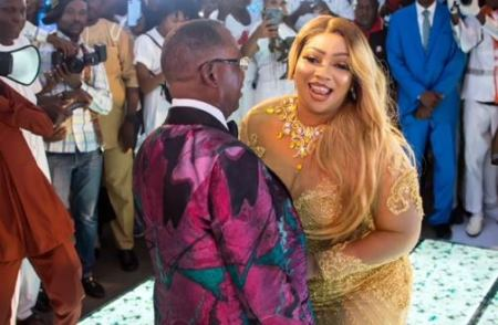 Nine Nigerian Celebrities Married To Spouses With Big Age Differences (Photos) 38