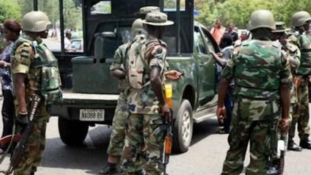 Nigerian army to Ndume