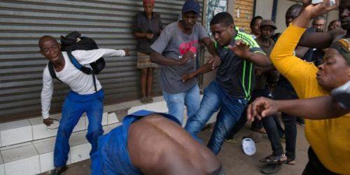 Xenophobic attack on Nigerians