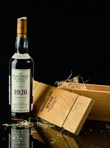 World's Most Expensive Whisky