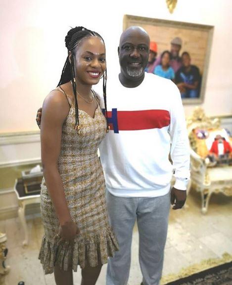 Sen. Dino Melaye hosts evicted Big Brother Naija housemates at his Abuja residence (Photos) 5