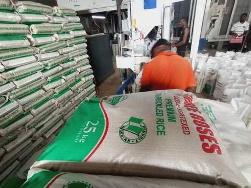 Nigeria News : Another Rice Mill Established In Akwa Ibom (Photos)