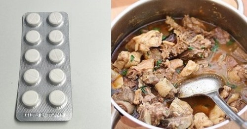 Nigerians warned to stop using paracetamol to cook food