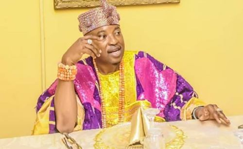 Oluwo of Iwoland, Oba Abdulrosheed Adewale Akanbi