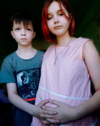 darya1 - 13-year-old Russian Lady Provides Start For 10-year-old Boyfriend (Photographs)