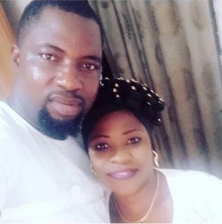 anjo5 - Actress, Lizzy Anjorin's New Husband, Lateef Lawal Has 5 Different Wives (Images)