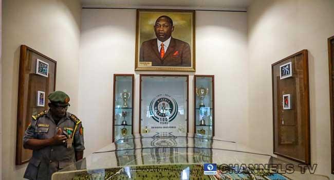 FG Commissions MKO Abiola Stadium In Abuja. 3
