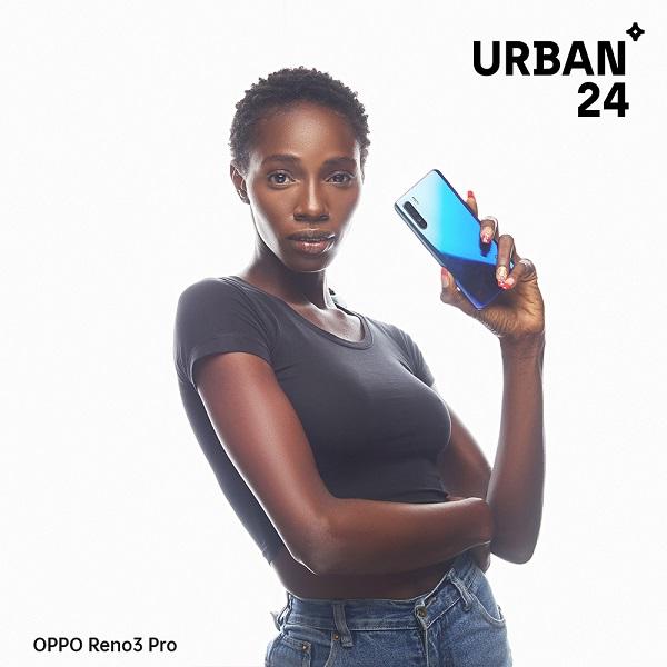 Jumoke Azeez oppo winner - Meet the Winners of the Viral City24 Modelling Contest by OPPO Nigeria