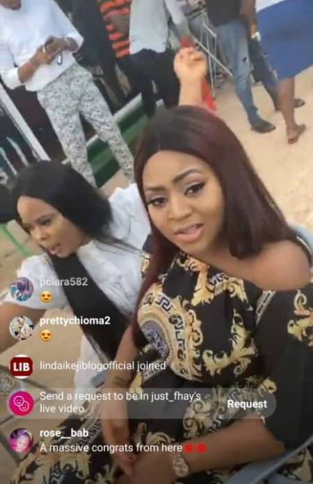 regina%20dan2 - Images And Movies From Regina Daniels' Shock Child Bathe
