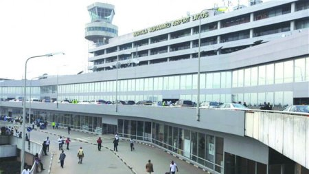 Lagos and Abuja airports