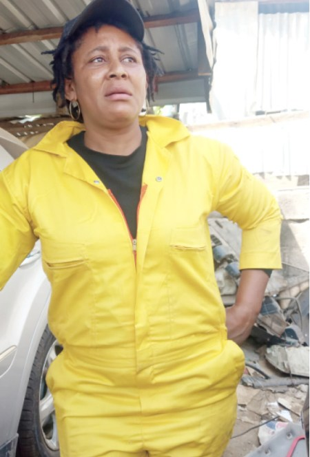 Inside Abuja'S Exclusive Female Mechanic Workshop Where Women Run Things (Photos)