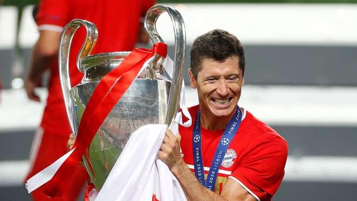 Breaking News: Lewandowski Named UEFA Men's Player Of The Year