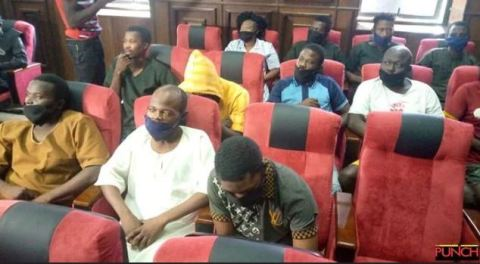Igboho aides granted bail