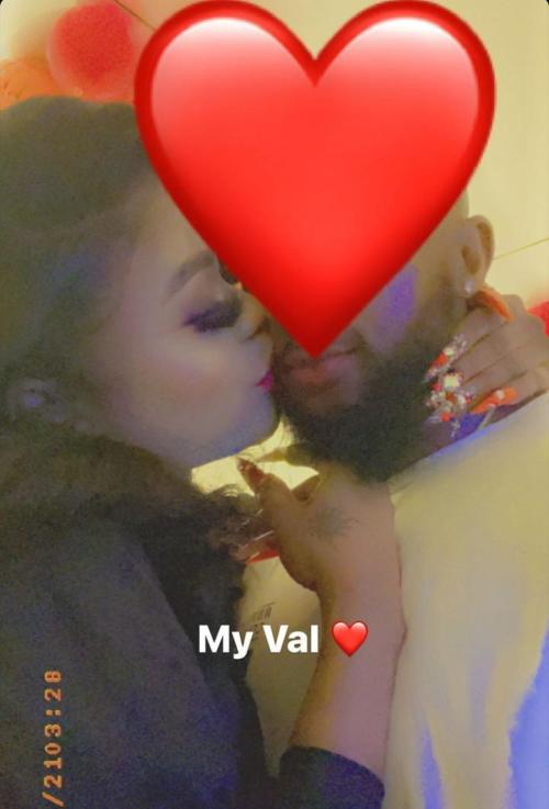Oh No! See What Bobrisky Was Caught Doing With His Billionaire Boyfriend On Valentine's Day