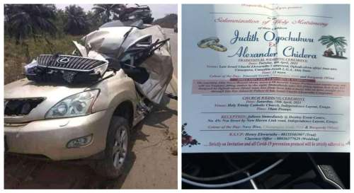 Chidera Died In The Tragic Accident