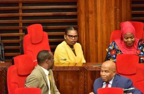 Female MP