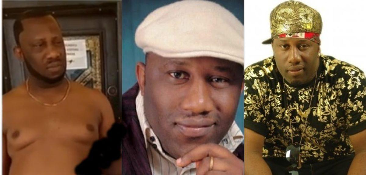 Nollywood Actor, Ernest Asusu