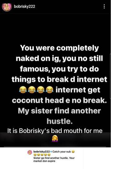 Bobrisky
