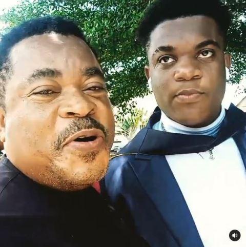 Osuagwu and son