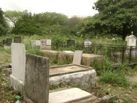 Ogun Cemetery