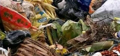 baby dumped in a dump site