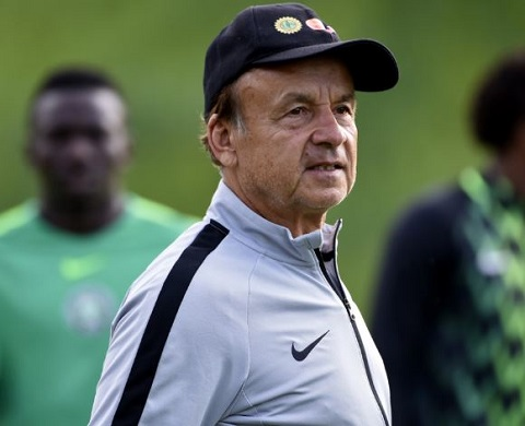 We Don't Have Big Stars In Super Eagles - Coach Rohr Insists 1