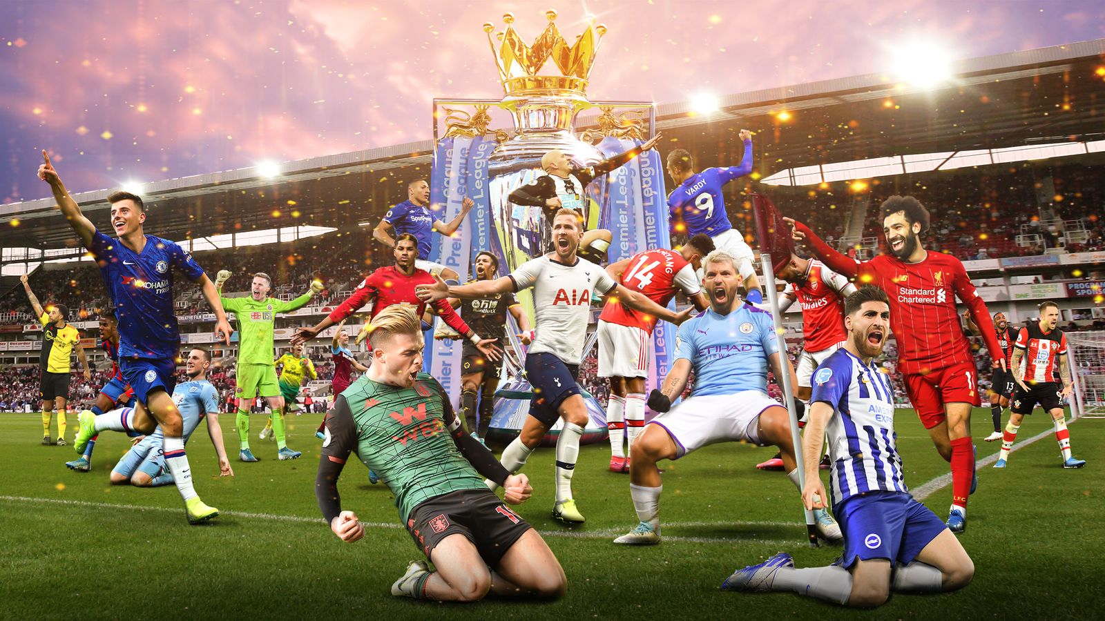 The 2020-21 English Premier League season will begin on Sept. 12 and the final round of matches will be held on May 23, the league announced on Friday. The new season, originally scheduled to begin on Aug. 8, has been delayed this year after the Premier League suspended the 2019-20 season for three months due […]