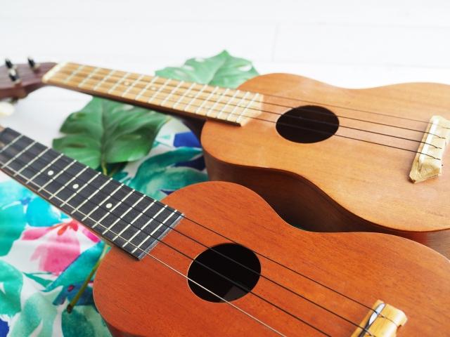ウクレレ教室とレッスン|大津市高島市音楽教室トリイミュージック