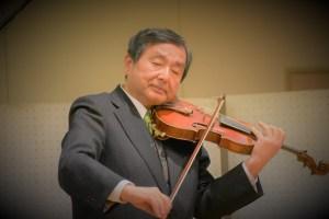 山下講師バイオリン教室