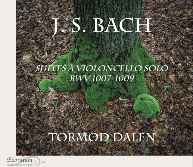 J.S. Bach: Suites a Violoncello Solo vol. 1Tormod DalenExordium EX2019003Buy here