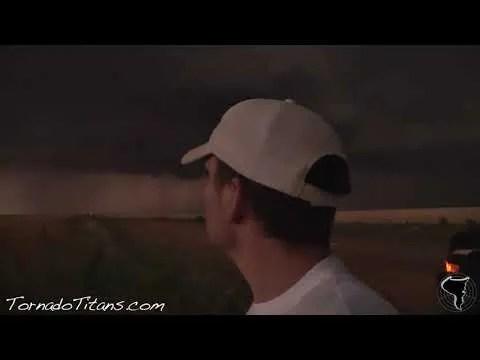 June 15, 2011 Storm Chase | Beast Tornadic Supercell near Greensburg, KS