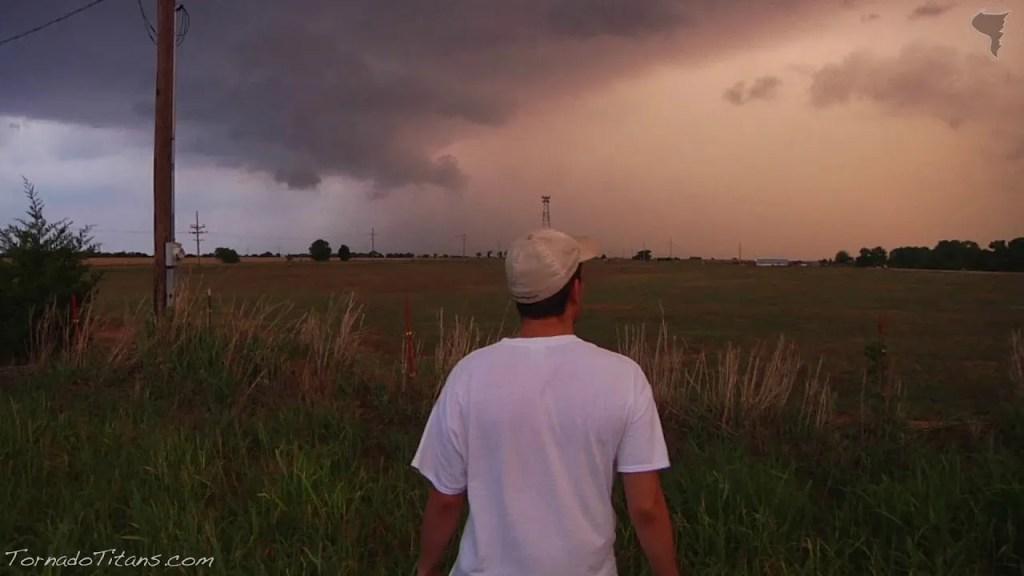 June 2, 2014 Storm Chase | Billings, Oklahoma Weak Supercell