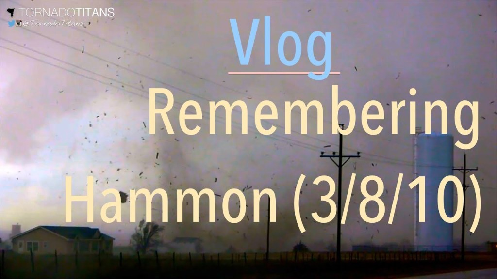 Remember the Hammon Tornado (3/8/10) | Vlog