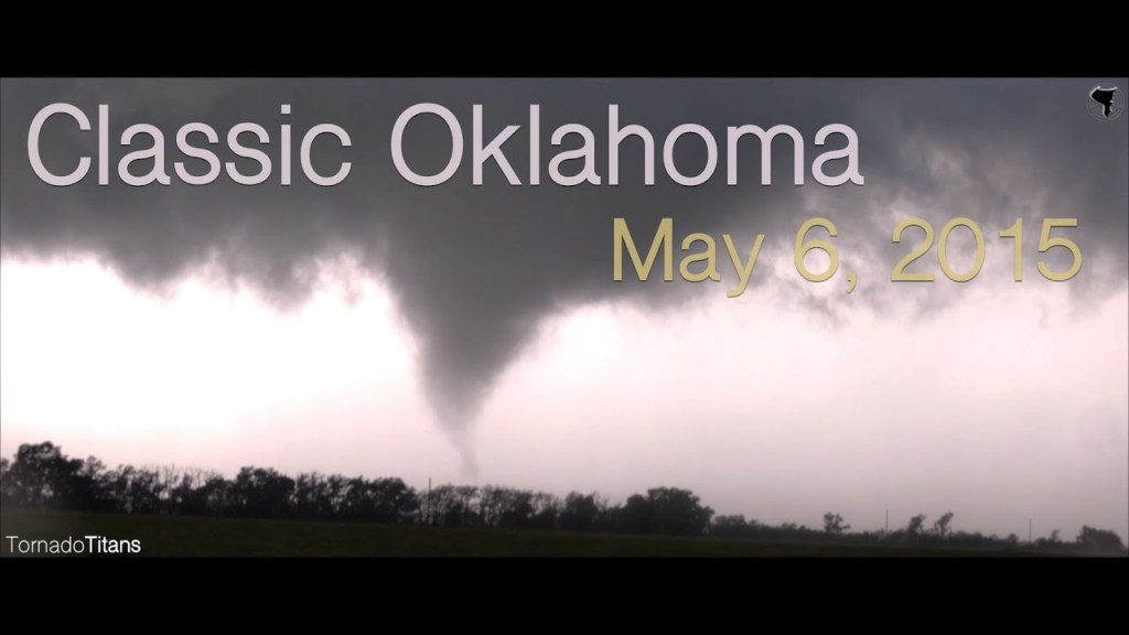 Tornado Titans Season Four: Classic Oklahoma (May 6, 2015)