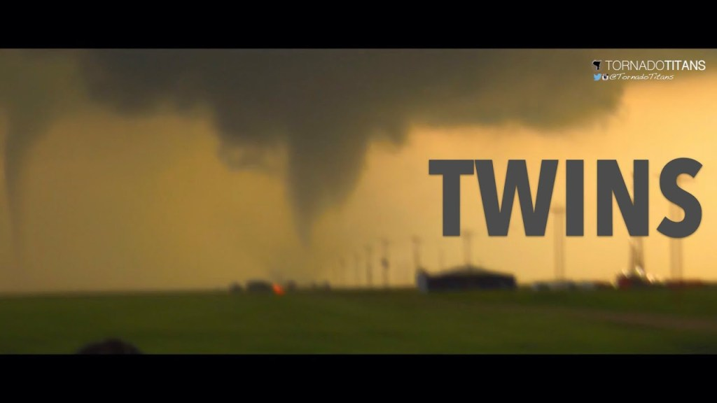 Tornado Titans Season Three: Twins