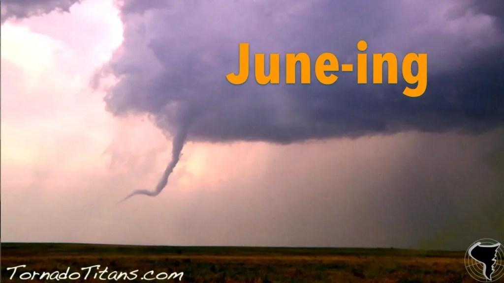 Tornado Titans Season Two: June-ing