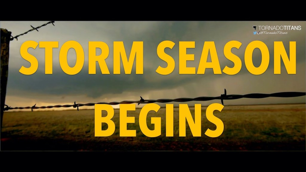 Tornado Titans Season Three: Storm Season Begins